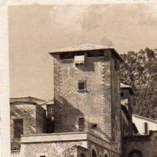 Postales: PALACIO DEL REY SANCHO PRIMITIVA CARTUJA VALLDEMOSA MALLORCA SIN MÁS INFORMACIÓN REVERSO. Lote 42723627