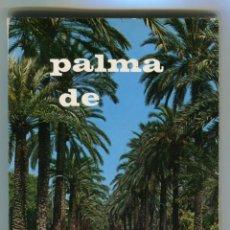 Postales: PALMA DE MALLORCA ACORDEON CON NUEVE POSTALES DIVIDIDAS CASA PLANAS EXCELENTES VER IMAGENES. Lote 42964987