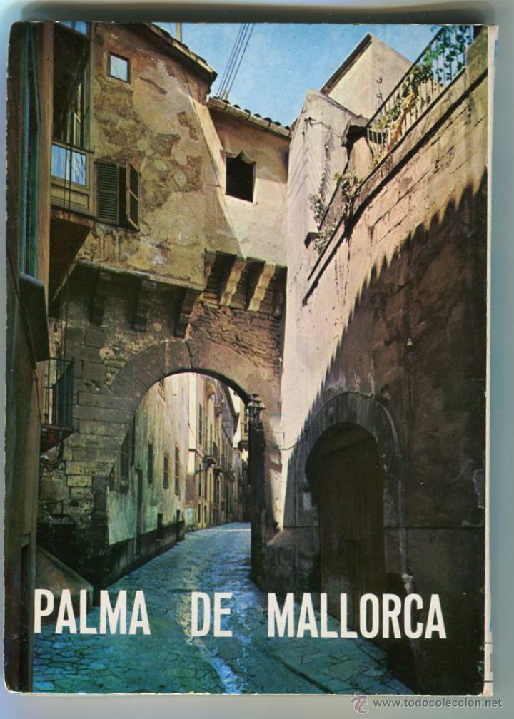 Postales: PALMA DE MALLORCA ACORDEON CON NUEVE POSTALES DIVIDIDAS CASA PLANAS EXCELENTES VER IMAGENES - Foto 4 - 42964987