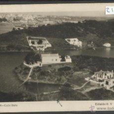 Postales: MAHON - CALA RATA - FOTOGRAFICA PONS - (21454). Lote 42996422