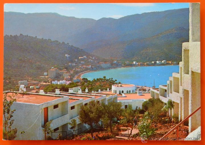 PUERTO DE SOLLER - MALLORCA - ICARIA 6040A (Postales - España - Baleares Moderna (desde 1.940))