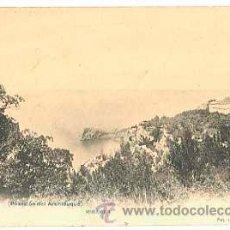 Postales: MALLORCA VALLDEMOSA POSESION DEL ARCHIDUQUE MIRAMAR. FOT. LACOSTE. REVERSO SIN DIVIDIR. SIN CIRCULAR. Lote 43082011