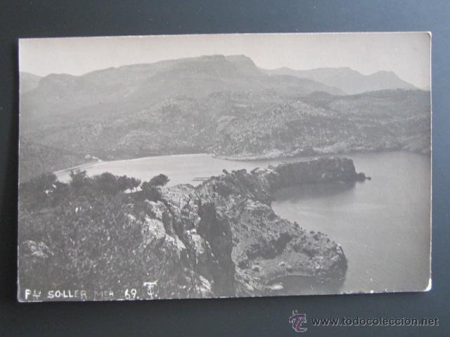 POSTAL MALLORCA. SOLLER. (Postales - España - Baleares Antigua (hasta 1939))