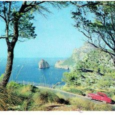 Postales: POSTAL DE MALLORCA, POLLENSA, CIRCULADA SIN SELLO, FOTO PLANAS . Lote 43290380