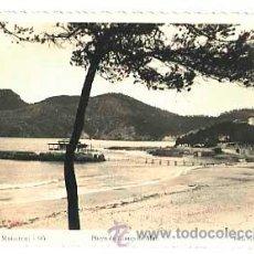 Postales: MALLORCA ANDRAITX PLAYA DE CAMP DE MAR. FOT. F. GUILERA. SINCIRCULAR. Lote 43363407