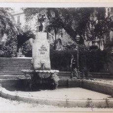 Postales: MALLORCA. MONUMENTO A JOAN ALCOVER. (POSTAL FOTOGRÁFICA, TRUYOL). Lote 43433539