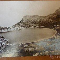 Postales: ANTIGUA POSTAL DE MALLORCA . PUERTO DE SOLLER . TRUYOL. Lote 43483887