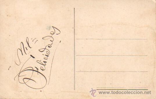 Postales: muy buena postal de mallorca - palma - llegada del correo -barco - nº 28 - Foto 2 - 43488517