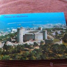 Postales: MALLORCA CASTILLO DE BELLVER LA DE LAS FOTOS MIRA MAS POSTALES EN MI TIENDA VISITALA. Lote 43579273