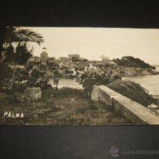 Postales: PALMA DE MALLORCA POSTAL FOTOGRAFICA EDICION ALEMANA. Lote 43603079
