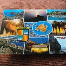 Postales: MALLORCA BONITAS VISTAS LA DE LAS FOTOS MIRA MAS POSTALES EN MI TIENDA VISITALA. Lote 43641672