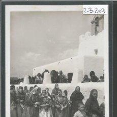 Postales: IBIZA - 31 - FIESTA DE SAN JORGE - FOTOGRAFICA VIÑETS - (23203). Lote 43697847