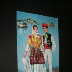 Postales: IBIZA TIPOS IBICENCOS. Lote 43771799