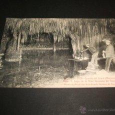 Postales: MANACOR MALLORCA CUEVAS DEL DRACH LAGO DE LA GRAN DUQUESA DE TOSCANA. Lote 43819598