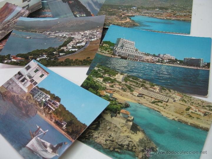 Postales: lote 17 postales Mallorca turistica años 60 - Foto 2 - 43834682