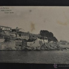 Postales: ANTIGUA POSTAL DE PALMA DE MALLORCA. CORP MARI. FOTPIA. HAUSER Y MENET. SIN CIRCULAR. Lote 43940856