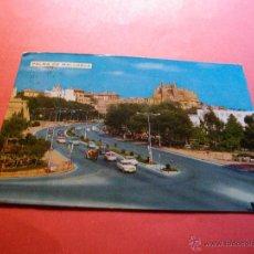 Postales: POSTAL DE MALLORCA PASEO MARITIMO AÑO 1973 . Lote 44250981