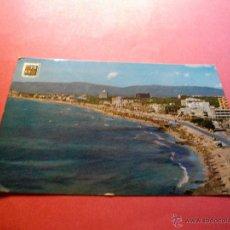 Postales: POSTAL DE MALLORCA EL ARENAL . Lote 44251132