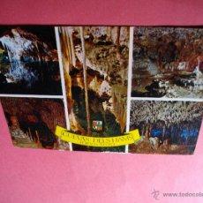 Postales: POSTAL DE MALLORCA VISTAS CUEVA DEHAMS MIRA MAS POSTALES EN MI TIENDA EL RINCON DE JJ . Lote 44711338