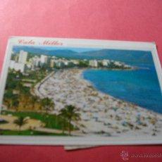 Postales: POSTAL DE MALLORCA VISTA CALA MILLOR MIRA MAS POSTALES EN MI TIENDA EL RINCON DE JJ . Lote 44711360