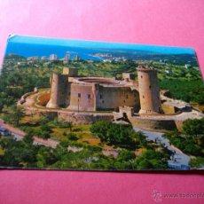 Postales: POSTAL DE MALLORCA CASTILLO DE BELIVER MIRA MAS POSTALES EN MI TIENDA EL RINCON DE JJ . Lote 44711380