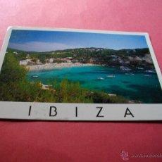 Postales: POSTAL DE IBIZA CALA VADELLA . Lote 44732596