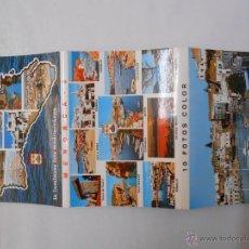 Postales: LOTE DE 10 POSTALES DE MENORCA. A TODO COLOR. TDKP1. Lote 44937473
