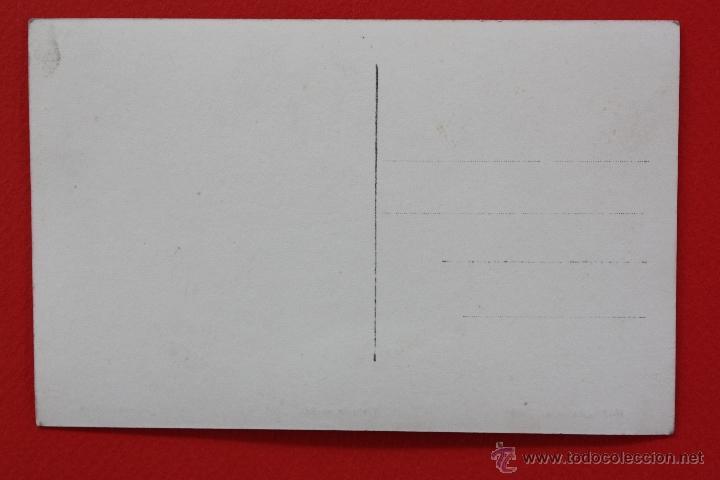 Postales: ANTIGUA FOTO POSTAL DE IBIZA. VISTA DE NOCHE. FOT. VIÑETS. SIN CIRCULAR - Foto 2 - 45147879
