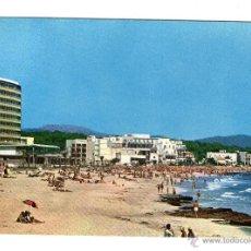 Cartes Postales: CALA MILLOR VISTA DE SUS PLAYAS MALLORCA - EDICION CASA PLANAS - POSTAL. Lote 45452292