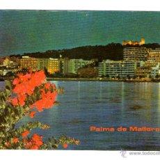 Postales: PALMA PASEO MARITIMO MALLORCA - EDICION ICARIA - POSTAL. Lote 45452536