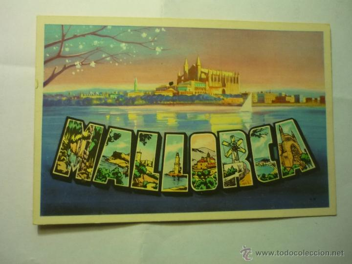 POSTAL MALLORCA PUBLICIDAD ULTRAMAR EXPRESS. BB (Postales - España - Baleares Moderna (desde 1.940))