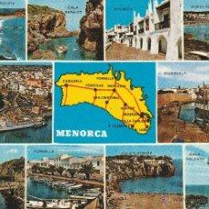 Postales: Nº 12977 POSTAL MENORCA . Lote 45563688