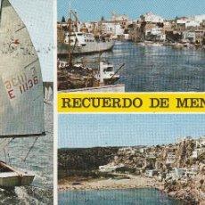 Postales: Nº 13042 POSTAL MENORCA . Lote 45602319