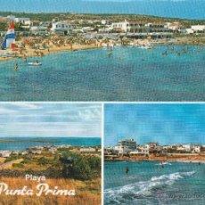 Postales: Nº 13144 POSTAL PLAYA PUNTA PRIMA MENORCA. Lote 45604540