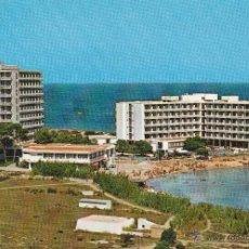 Postales: Nº 13235 POSTAL SAN ANTONIO ABAD HOTELES MILORD Y COLUMBUS IBIZA. Lote 45620984