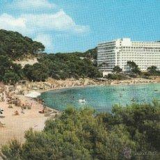 Postales: Nº 13398 POSTAL MENORCA CALA GALDANA HOTEL SARONGA. Lote 45664061