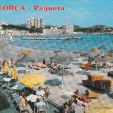 Postales: Nº 13764 POSTAL PLAYA DE PAGUERA MALLORCA. Lote 45690055