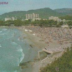 Postales: Nº 13766 POSTAL PLAYA DE PAGUERA MALLORCA. Lote 45690144