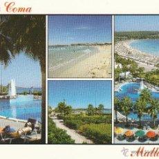 Postales: Nº 13775 POSTAL LA COMA MALLORCA. Lote 45690362