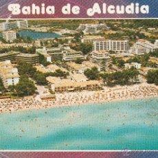 Postales: Nº 13776 POSTAL BAHIA DE ALCUDIA MALLORCA. Lote 45690386