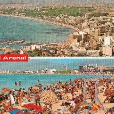 Postales: Nº 13509 POSTAL MALLORCA EL ARENAL. Lote 45733345