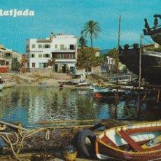 Postales: Nº 13559 POSTAL CALA RATJADA MALLORCA PUERTO. Lote 45733368