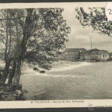 Postales: PALENCIA - 20 - BARRIO DE SAN SEBASTIAN - ROISIN (25458). Lote 45754180