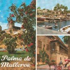 Postales: Nº 13836 POSTAL PALMA DE MALLORCA. Lote 45760156