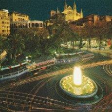 Postales: Nº 13837 POSTAL PLAZA DE LA REINA PALMA DE MALLORCA. Lote 45760190