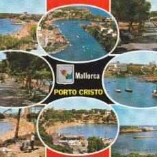 Postales: Nº 13838 POSTAL PORTO CRISTO MALLORCA. Lote 45760212