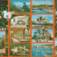 Postales: Nº 13842 POSTAL PALMA DE MALLORCA. Lote 45760269