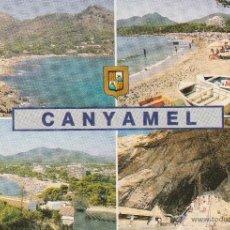 Postales: Nº 13849 POSTAL CANYAMEL MALLORCA. Lote 45760315