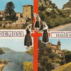 Postales: Nº 13852 POSTAL VALLDEMOSA MALLORCA. Lote 45760335