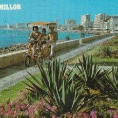 Postales: Nº 13857 POSTAL CALA MILLOR MALLORCA. Lote 45760371